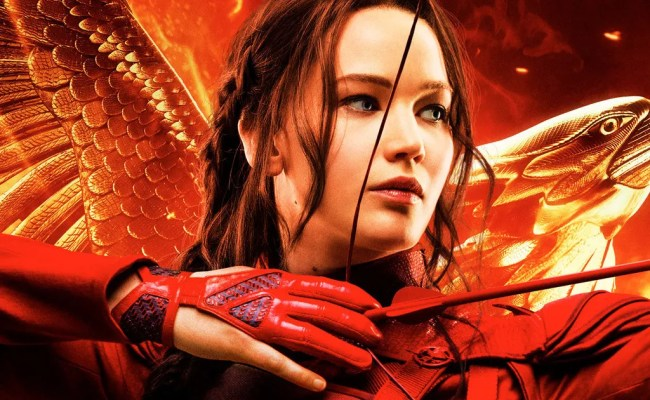 Hunger Games Repeats At The Box Office With 51 6m
