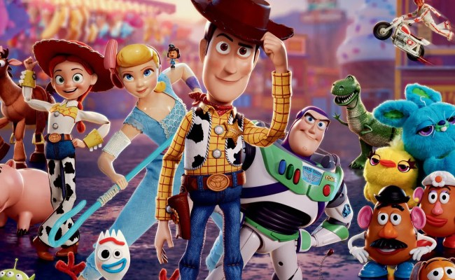 Toy Story 4 Rounds Up 118m At The Weekend Box Office