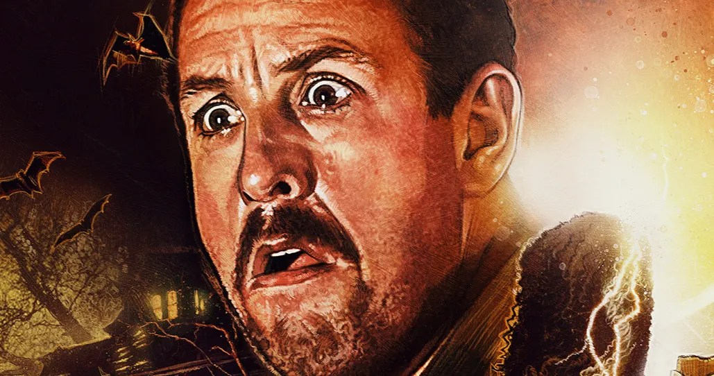 Oct 16, 2020· last year, i participated in a cameo in the recently released netflix movie by adam sandler, hubie halloween. Adam Sandler's Hubie Halloween TV Trailer & Poster Unlock a Scary Mystery on Netflix