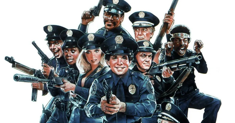 'Police Academy' Franchise Facts You Never Knew You Needed