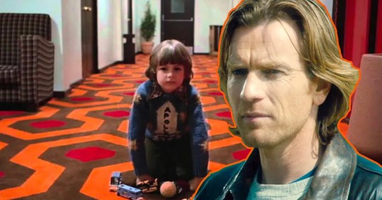 Ewan McGregor Is Danny Torrance in The Shining 2