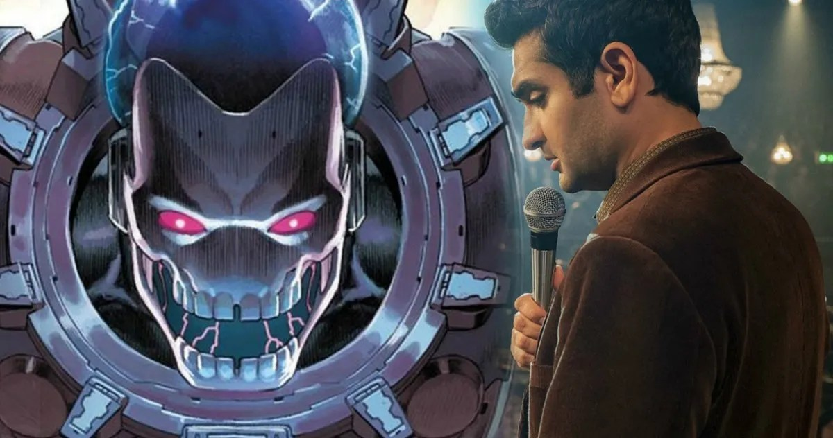 Marvels The Eternals Goes After Kumail Nanjiani for