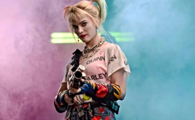 New Birds Of Prey Photos Go Behind The Scenes With Harley