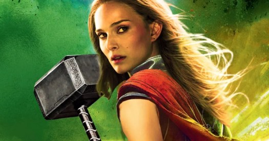 Natalie Portman Shares Her Excitement to Wield the Hammer ...