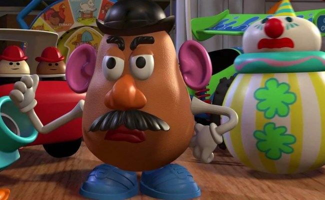 Toy Story 4 Don Rickles Will Return As Mr Potato Head