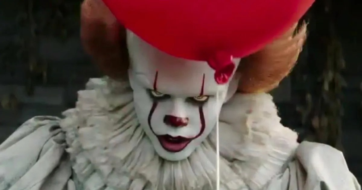 new pennywise left kid