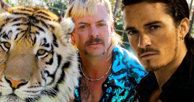 Orlando Bloom Wanted as Joe Exotic for Tiger King Movie ?