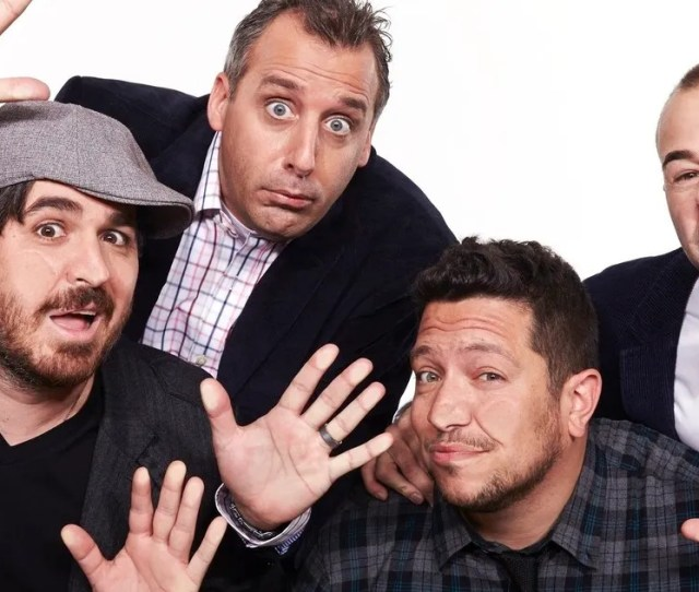 Impractical Jokers The Movie Digital Trailer The Boys Come Home