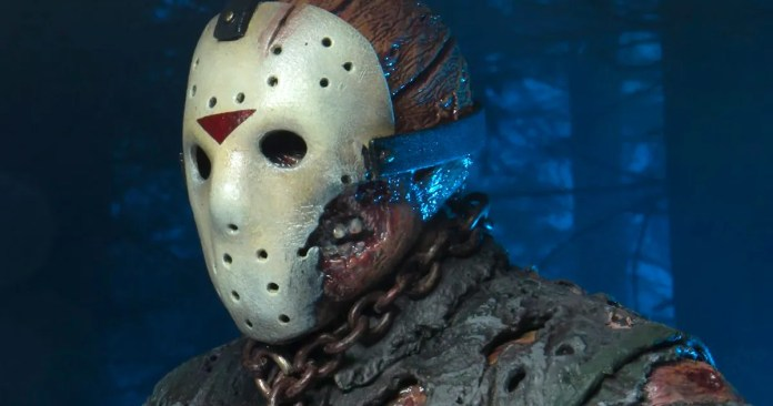 Neca Jason Voorhees New Blood Ultimate Action Figure asiafirstnews