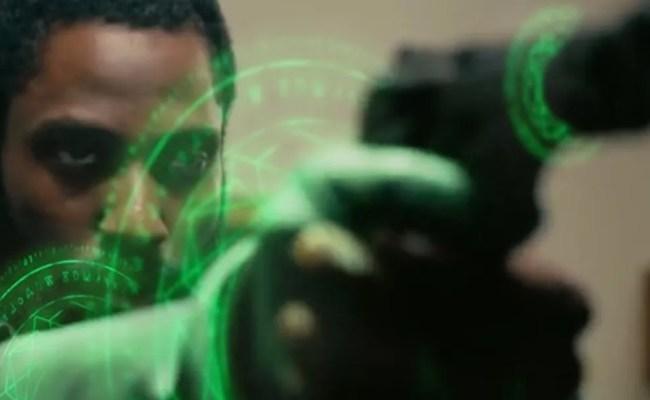 Tenet Meets Doctor Strange In Time Inverting Crossover Fan Art