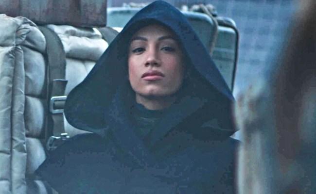 That S Not Ahsoka Tano In The Mandalorian Season 2 Preview