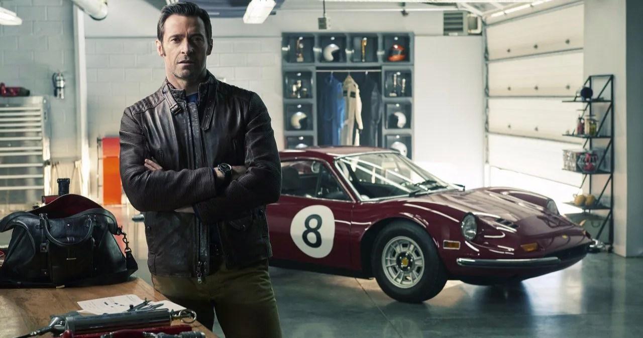 'Ferrari' Biopic Teams Hugh Jackman and Director Michael Mann