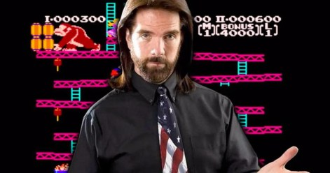 King of Kong Villain Billy Mitchell Gets His Guinness World ...