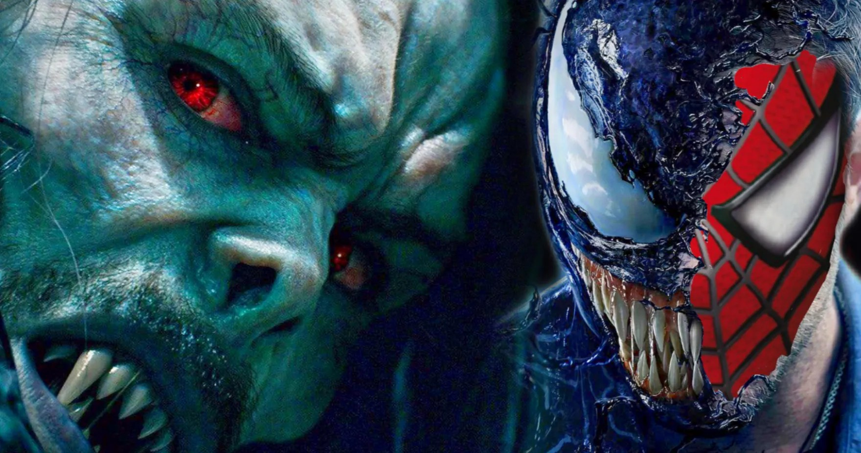 Venom 2 and Morbius Get Further Connected to the MCU in Latest Sony Viral Marketing