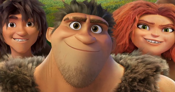The Croods Family Tree Trailer asiafirstnews
