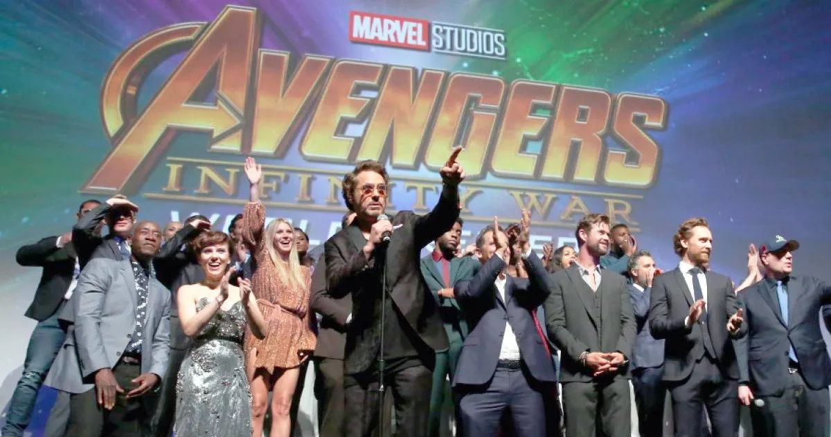 avengers endgame cast