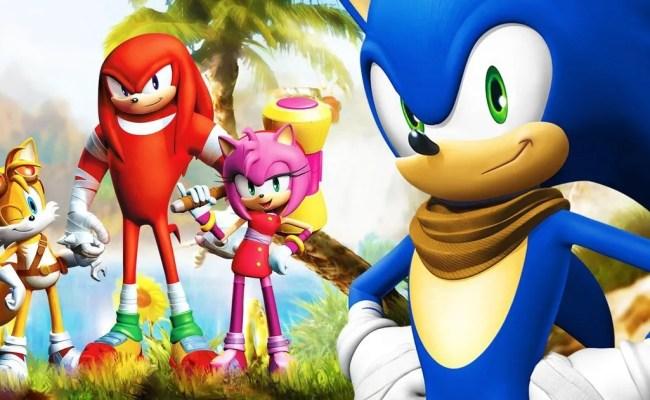 Sonic The Hedgehog 2019 Movieweb