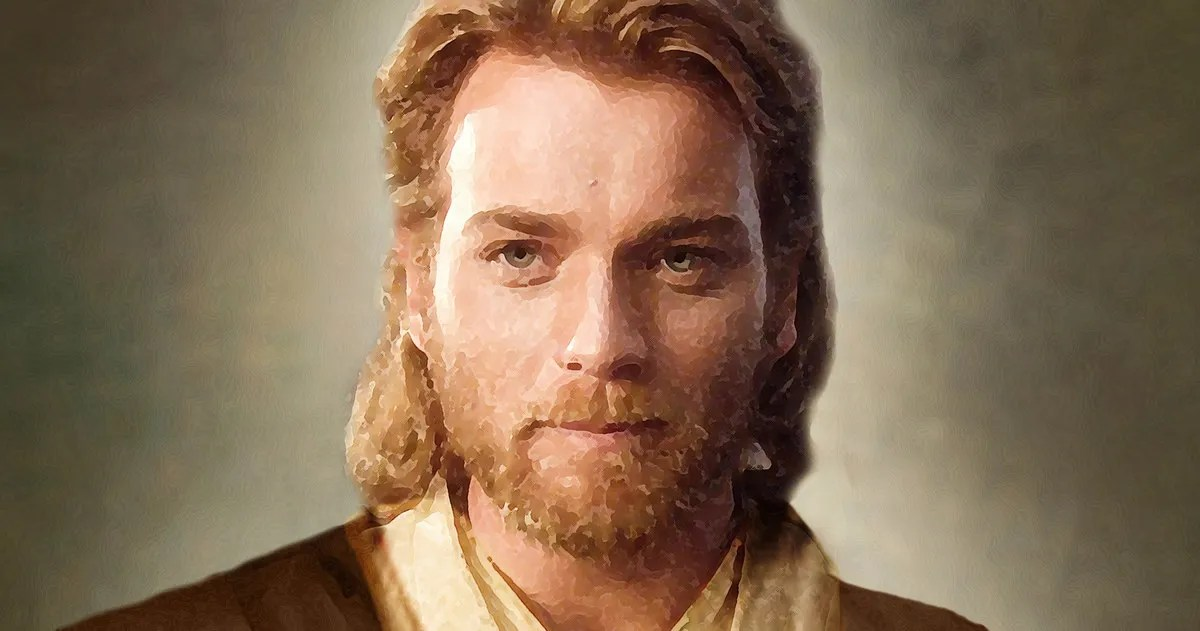 Man Pranks Parents with ObiWan Portrait Claiming Its Jesus