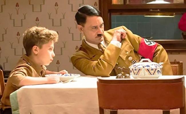Taika Waititi Is Hitler In New Jojo Rabbit Photo