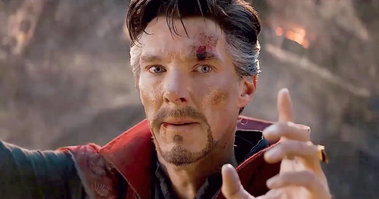 Benedict Cumberbatch Improvised One Key Moment in 'Avengers: Endgame'