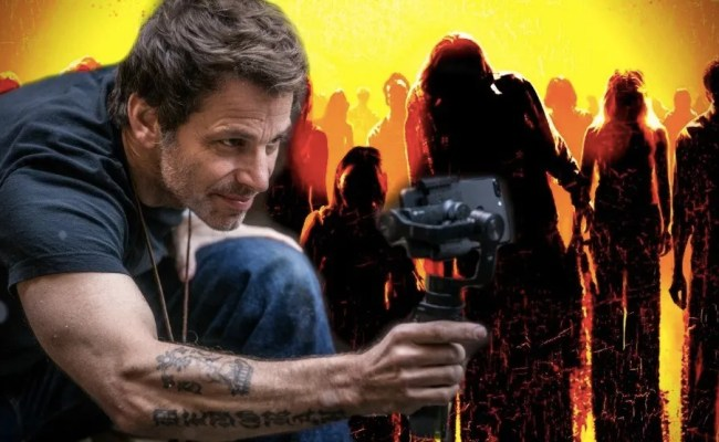 Zack Snyder S Next Movie Is Netflix S Army Of The Dead