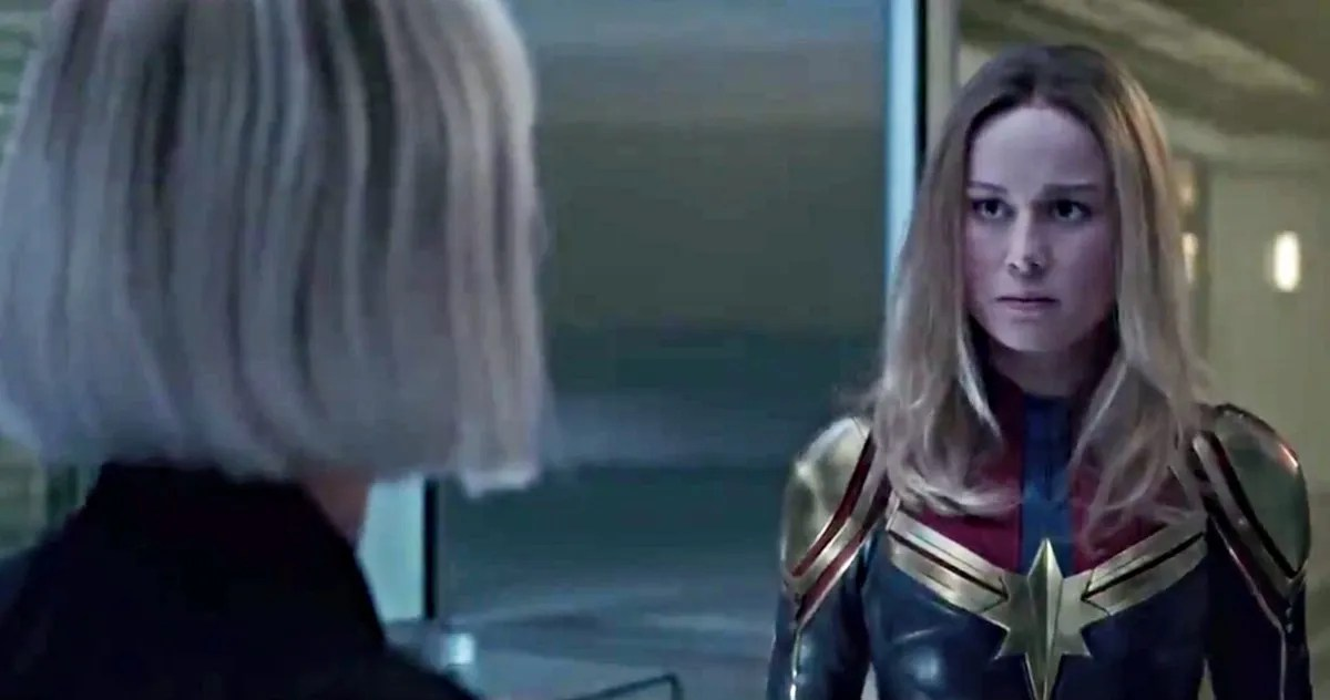 captain marvel post credit