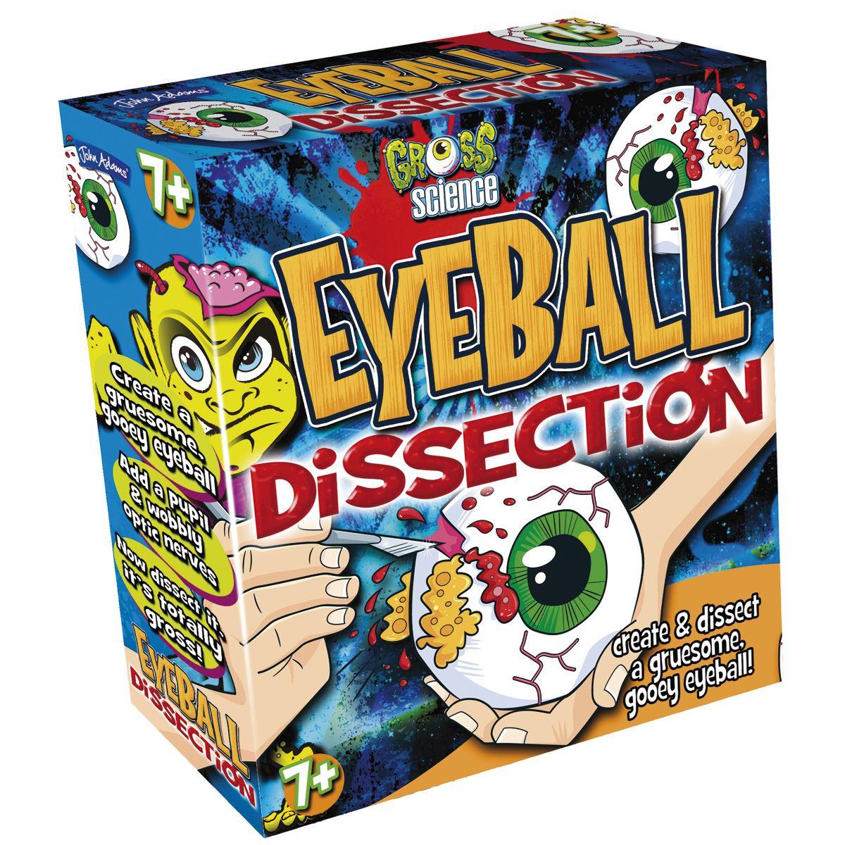 Eyeball Dissection Kit