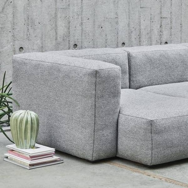 hay mags sofa fabrics serta sectional soft, with inverted seams, combinations (fabrics ...