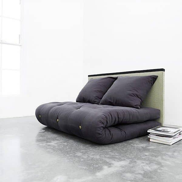 TATAMI SOFA BED Futon  2 Back Cushions  Tatami really