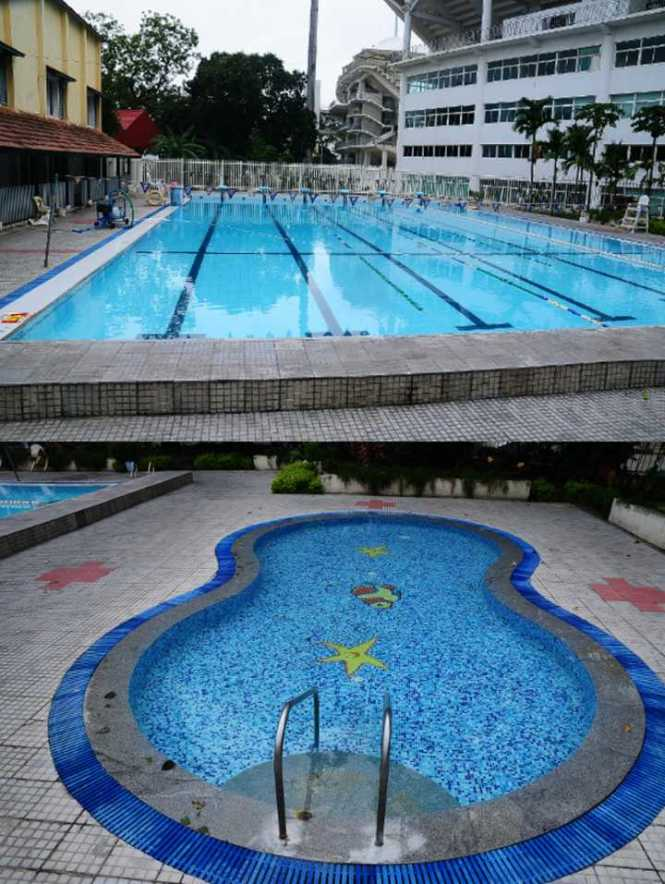Best Swimming Pools In Chennai Places