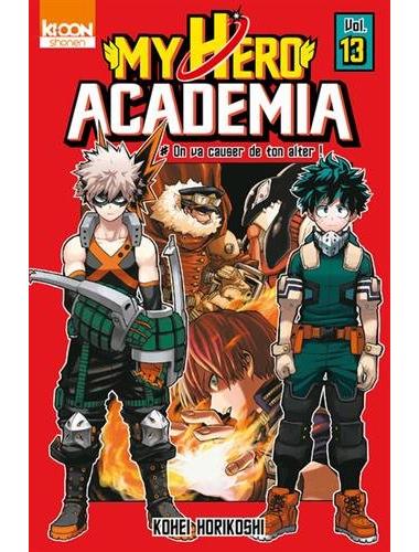 My Hero Academia Tome 13 : academia, Academia, ORIGINAL, Comics