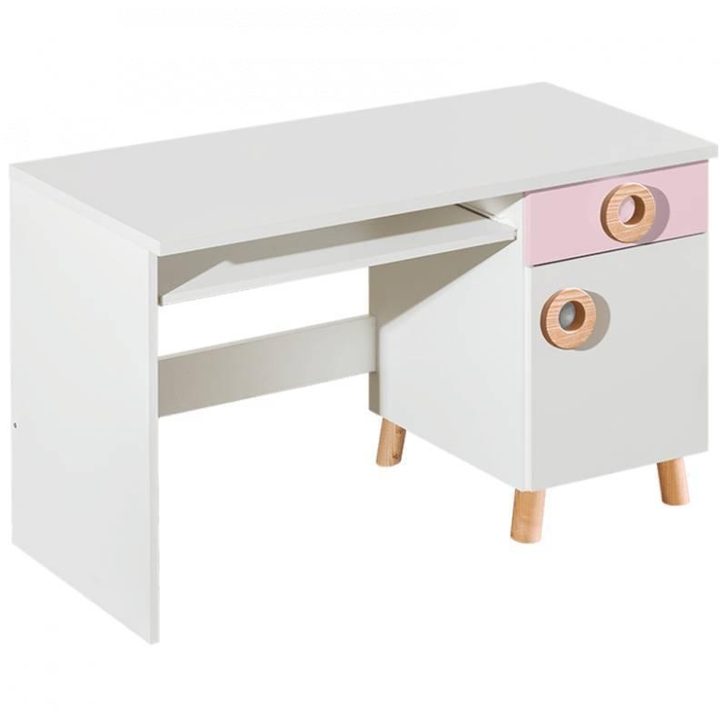 bureau chloe disponible en 3 couleurs pour chambre d enfant et ado