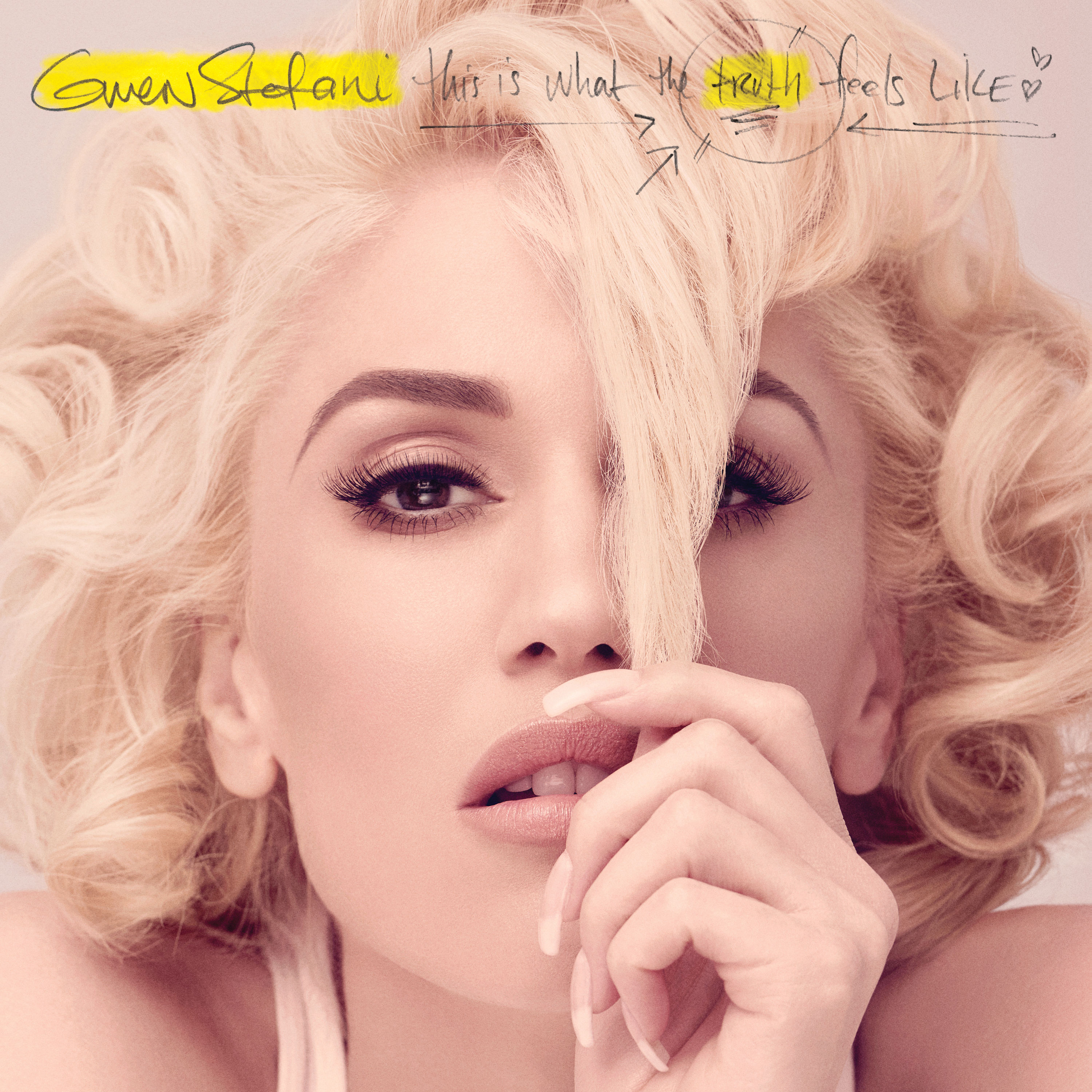 Resultado de imagem para GWEN STEFANI THIS IS WHAT THE TRUTH FEELS LIKE