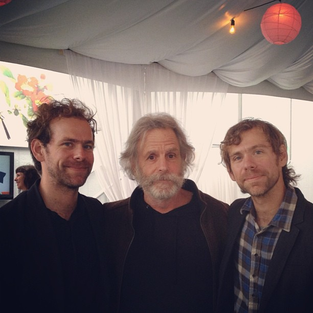 Watch: The Grateful Dead's Bob Weir Plays