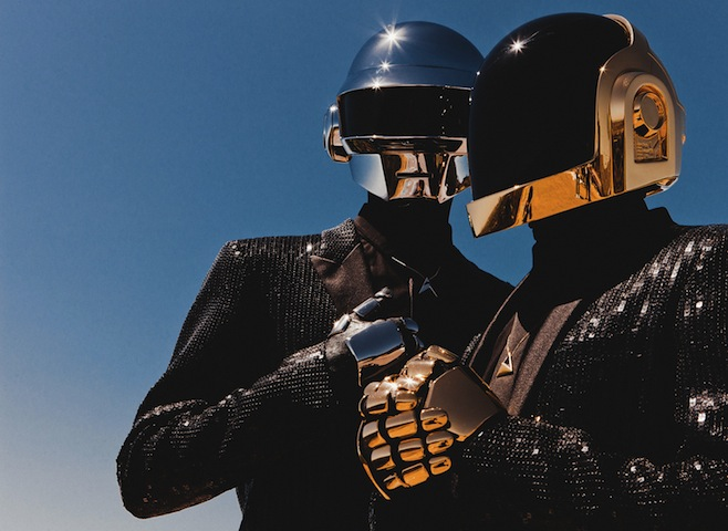 Image result for daft punk