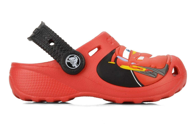 Crocs Cars 2 custom clog Sandals in Red at Sarenzacouk