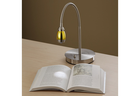 Focused Beam Natural Light Desk Lamp  Sharper Image