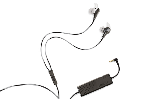 Bose® QuietComfort 20 Noise Cancelling Earbuds @ Sharper Image
