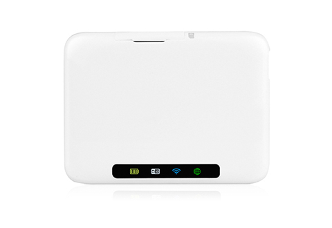 Wi-Fi Storage for Smartphone and Tablet @ Sharper Image