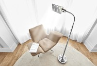 Cordless LED Floor Lamp @ Sharper Image