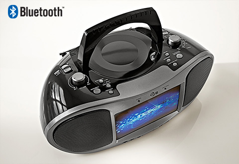 bluetooth cd and dvd