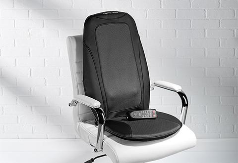 sharper image massage chairs office chair target shiatsu seat cushion