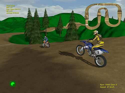 Motocross The Force  Game  Play Online For Free  Download