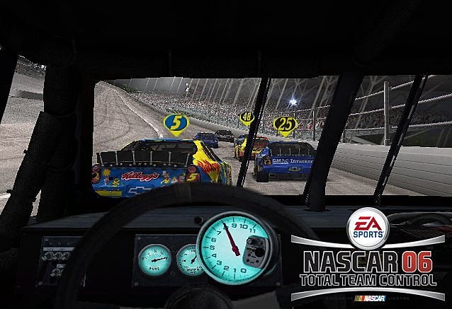 Screens: NASCAR 06: Total Team Control - PS2 (2 of 6)