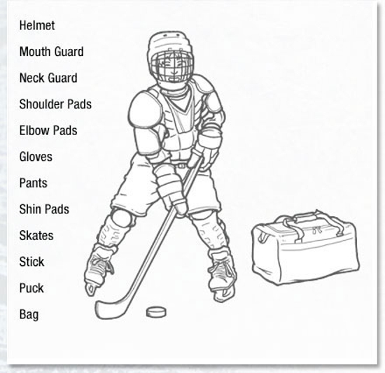 Parents Survival Guide for Hockey
