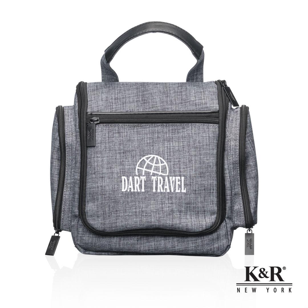 Cosmetics / grooming kit / tolietries mockups psd. Travel Bags K R New York Parkway Toiletry Bag Krb123 Gy
