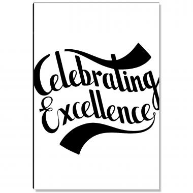 Celebrating Excellence Inspirational Art 115015-WM-24