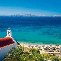Mykonos Grand Hotel & Resort Tablet
