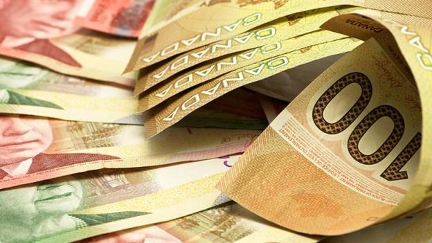 tiền polymer canada