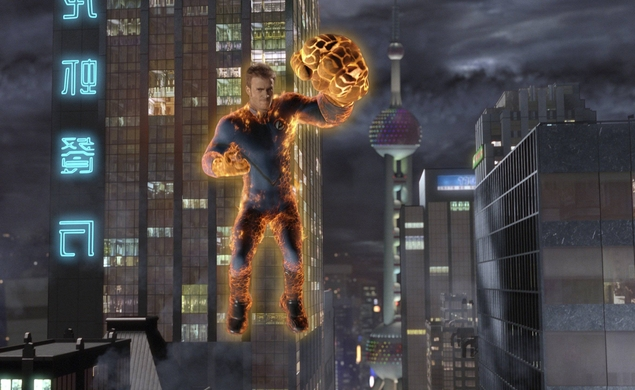 The new Fantastic Four movie gets a new release date / The Dissolve